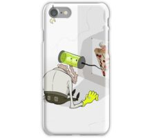 Phleboto at the Office iPhone Case/Skin