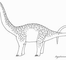Argentinosaurus by subhumanfreak