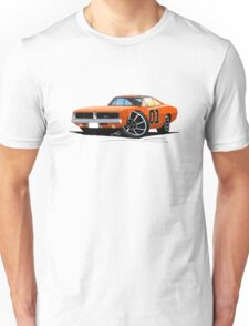 Dodge Charger - General Lee Unisex T-Shirt