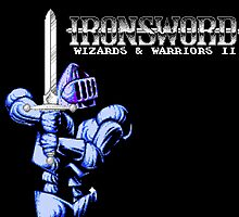 Ironsword by Lupianwolf