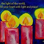 Light in your heart by Caroline  Lembke