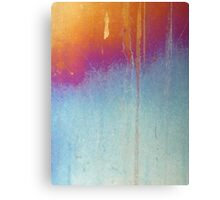 Water and Fire Canvas Print