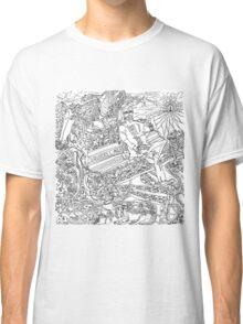 squirrel man washington square park Classic T-Shirt