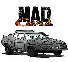 Mad Cars by mellowmind