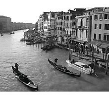 Project Venezia Photographic Print