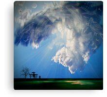 Y Canvas Print