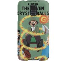 Tintin and the Seven Crystal Balls fan cover Samsung Galaxy Case/Skin