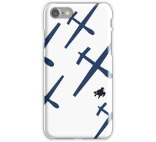 sing for drones iPhone Case/Skin