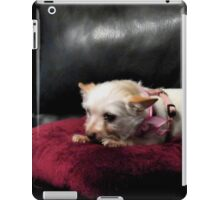 """""""Queen of the Couch""""... prints and products iPad Case/Skin"""