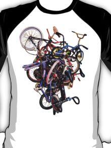 bmx stack rotated T-Shirt