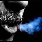 Blue smoke by jaymadness