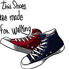 Walking Shoes by ZoBo
