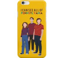 Fun Home - I Can See All of Pennsylvania  iPhone Case/Skin