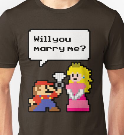 Super Marry'o Unisex T-Shirt