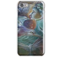 free spirits  iPhone Case/Skin