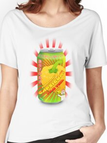 Super happy capsicum yum yum drink! Women's Relaxed Fit T-Shirt