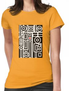 Modern Vibe 7 Womens Fitted T-Shirt