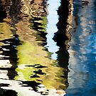 Dockside Reflect by Barbara Ingersoll