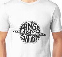 Rings of saturn Unisex T-Shirt