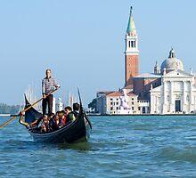 San Giorgio Maggiore by MichaelJP