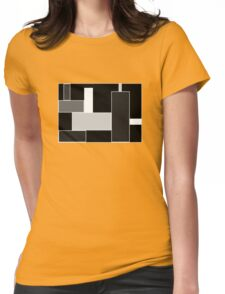Modern Vibe 10 Womens Fitted T-Shirt
