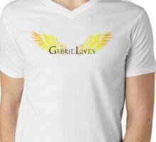 GabrieLives   Supernatural Mens V-Neck T-Shirt