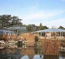 botanical greenhouses by KERES Jasminka