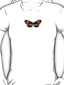 Orange & Black Butterfly T-Shirt