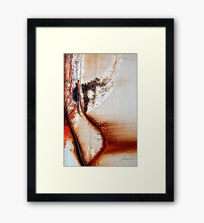 Wing and a Prayer Framed Print