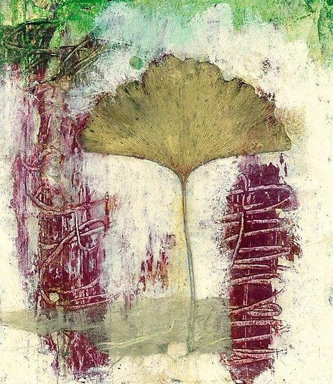 Ginkgo Leaf by Elena Ray