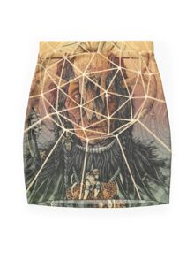 Forest Witch Mini Skirt