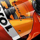 Dani Pedrosa - Repsol Honda by quigonjim