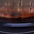 Intercontinental hotel. by Matt kelly.