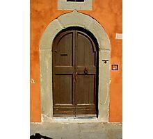 Tuscany! Photographic Print