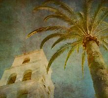 Vintage Palm 3 by Steve Silverman