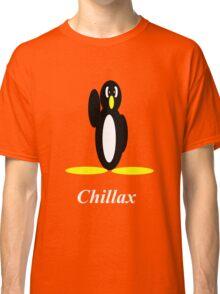 Penguin Chillax Classic T-Shirt