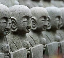 Jizo perspective by William R. Bullock