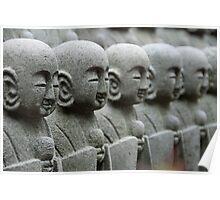 Jizo perspective Poster