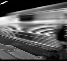 Sydney trains by Matt kelly.