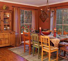 Dining Room by Andrew Bernier