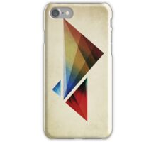 Triangularity  Poster  iPhone Case/Skin
