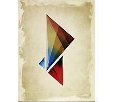 Triangularity  Poster  Photographic Print