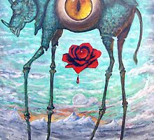 Beauty is in the eye of the Beholder by sharlesart