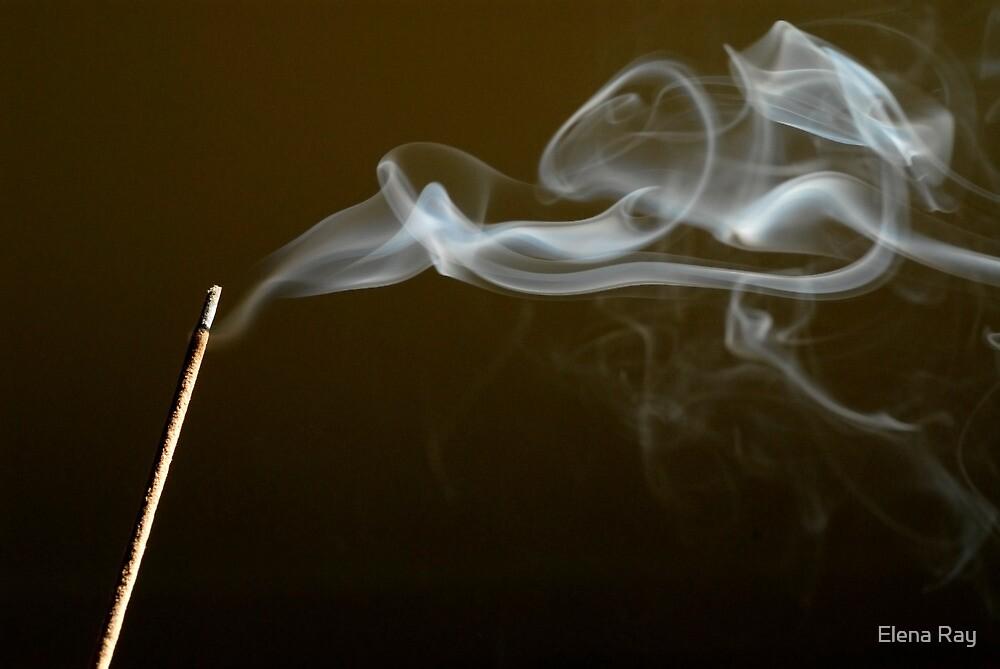 Incense by Elena Ray