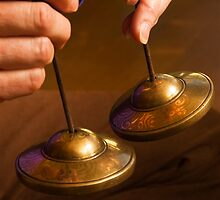 Meditation Bells by Antaratma Images