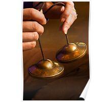 Meditation Bells Poster