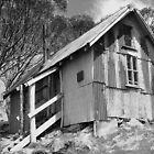 Bush Hut, Bogong Highplains by jasondean