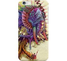 Elephantomas Passiflora iPhone Case/Skin