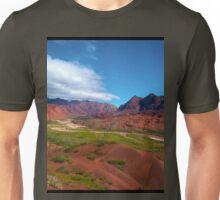 a wonderful Argentina landscape Unisex T-Shirt
