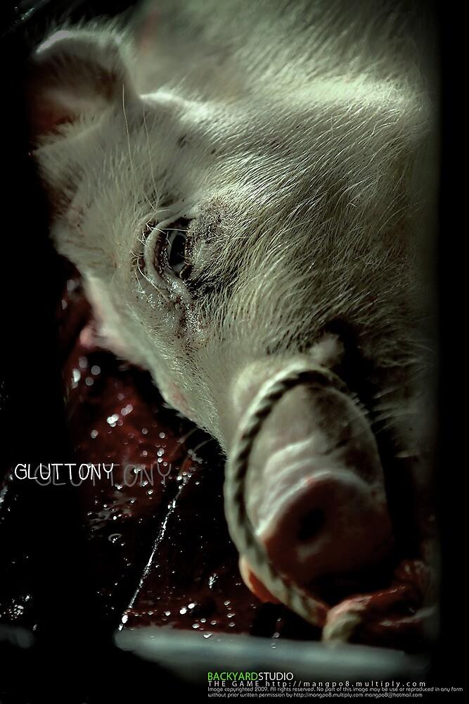 Gluttony by mangpo8